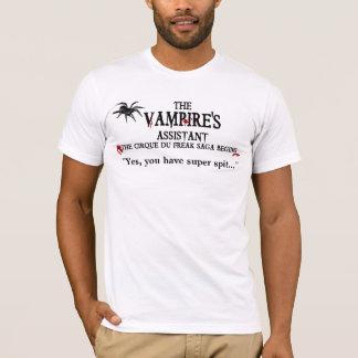 """Camiseta """"Sim, você tem o cuspe super… """""""