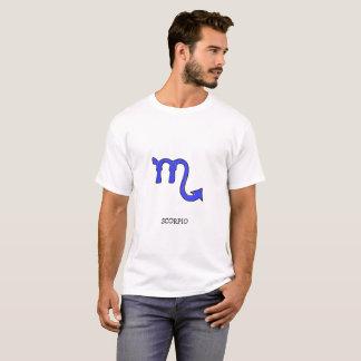 Camiseta Símbolo da Escorpião
