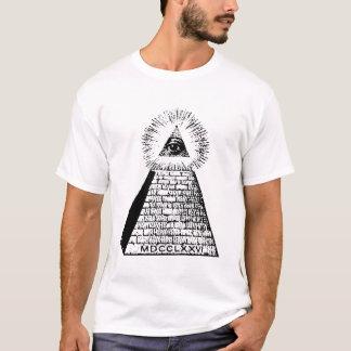 Camiseta Símbolo de Illuminati