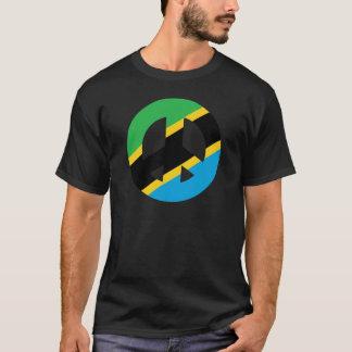 Camiseta Símbolo de paz tanzaniano