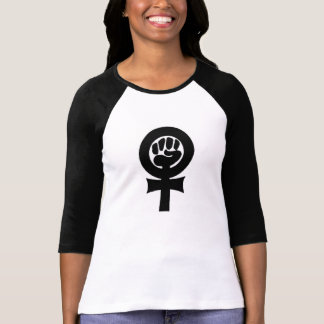 Camiseta Símbolo feminista