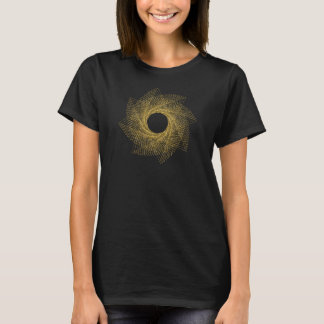 Camiseta Símbolo sagrado da geometria