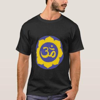 Camiseta símbolo sânscrito para a paz