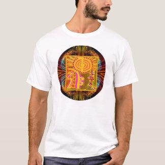 Camiseta Símbolos curas de REIKI