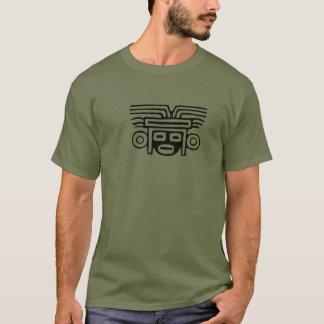 Camiseta símbolos sagrados antigos