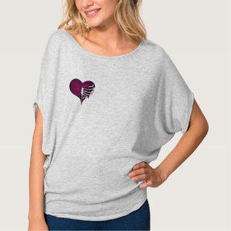 Camiseta Simples, tshirt de travamento do olho para meninas