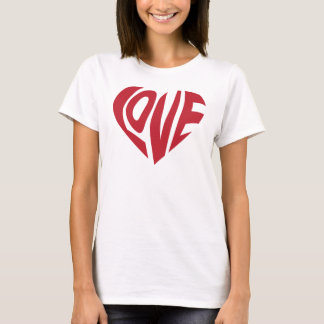 Camiseta Simplesmente AMOR