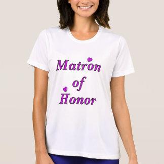 Camiseta Simplesmente matrona do amor da honra