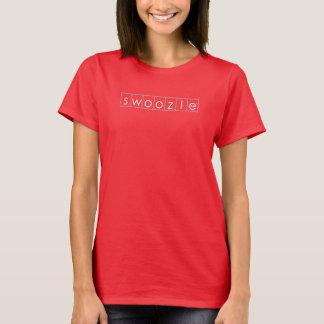 Camiseta Simplesmente o t-shirt básico das mulheres de