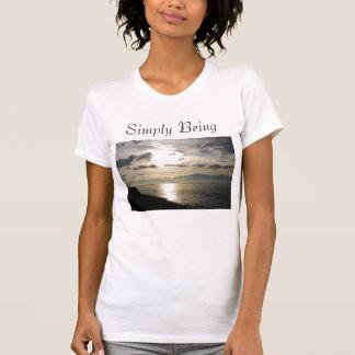 Camiseta Simplesmente sendo