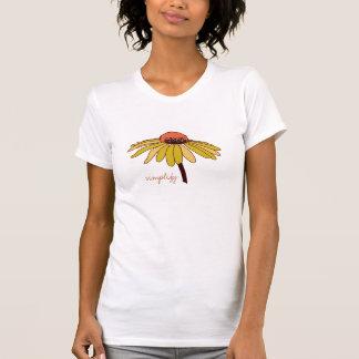 Camiseta Simplifique - o TShirt das mulheres orgânicas do