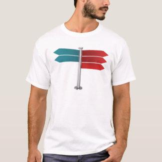 Camiseta Sinais de sentido