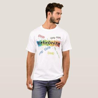 Camiseta Sinal acústico Boops de Retr0nite