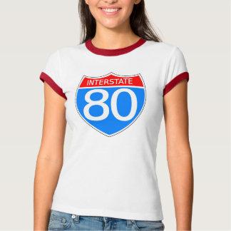 Camiseta Sinal da estrada