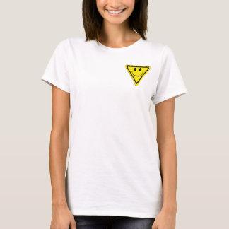 Camiseta Sinal da felicidade