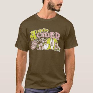 Camiseta Sinal da sidra de maçã