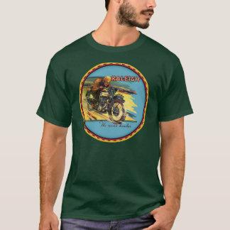 Camiseta Sinal das motocicletas de Raleigh