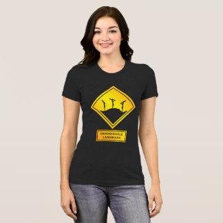 Camiseta Sinal de estrada de Jesus