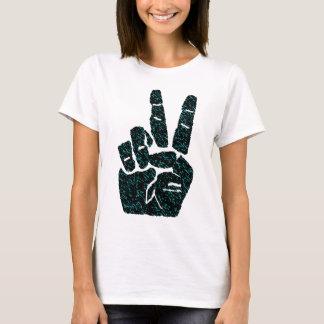 Camiseta Sinal de paz da mão