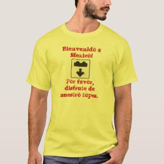 Camiseta Sinal de Topes