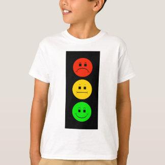 Camiseta Sinal de trânsito temperamental