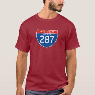 Camiseta Sinal de um estado a outro 287 - New York