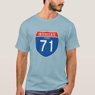 Camiseta Sinal de um estado a outro 71 - Ohio