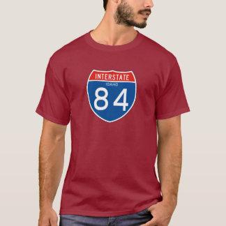 Camiseta Sinal de um estado a outro 84 - Idaho