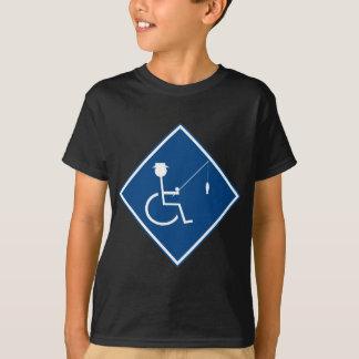 Camiseta sinal deficiente 3 do fishin