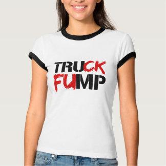 Camiseta SINAL DO CAMINHÃO FUMP -- Eleição 2016 -