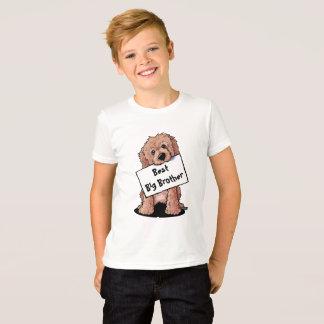 Camiseta Sinal do Doodle de KiniArt personalizado