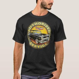Camiseta Sinal do serviço de Chevrolet Bel Air