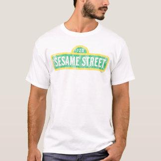 Camiseta Sinal do Sesame Street