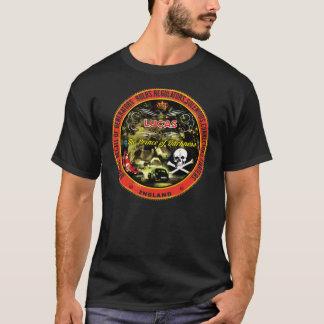 Camiseta Sinal dos eletrônicos de Lucas do vintage