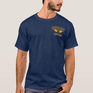 Camiseta Sinal e confiança de chamada