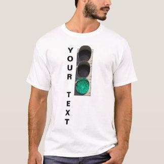 Camiseta Sinal - verde