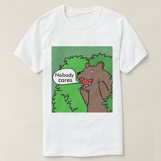 Camiseta Sincere bear