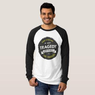 Camiseta Síndrome de Down não é tragédia