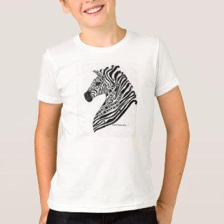 Camiseta Síndrome de Ehlers Danlos - a zebra caçoa o