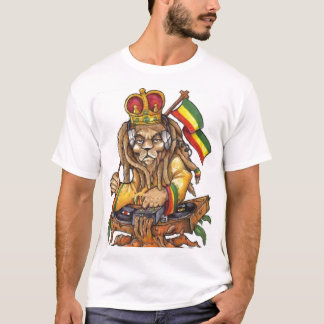 Camiseta Sinfonia da reggae