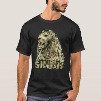 Camiseta Singh - leão régio