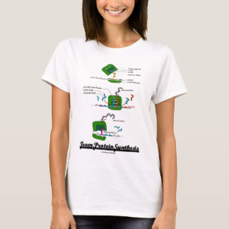 Camiseta Síntese da proteína da equipe (biologia)