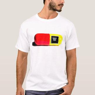 Camiseta sistema da liberação da dopamina