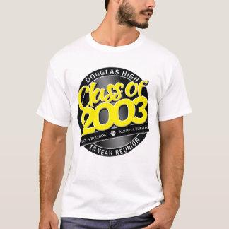Camiseta Sistema de alimentação de originais 2003