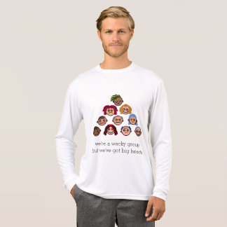 Camiseta sistema pateta do dang