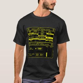 Camiseta Sistema remoto da sentinela do A 571-C