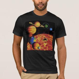 Camiseta Sistema solar