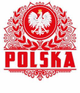 f47e96f8e5 Camiseta Ska de pólo alpargata Polónia bandeira Mandala