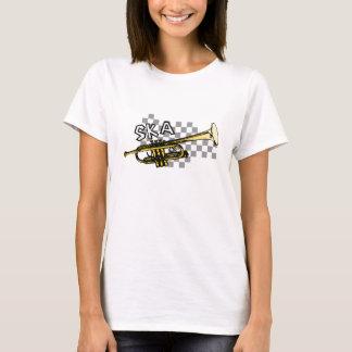 Camiseta Ska Girlie Shirt