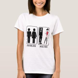 Camiseta Ska resolvido problema